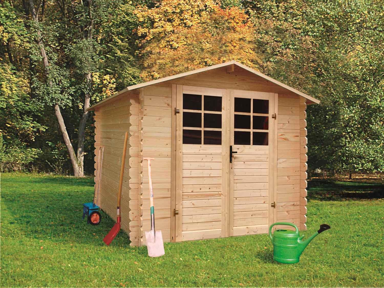 420152492c2d6 záhradný domček LANITPLAST <br>PAVEL 290 x 250 cm